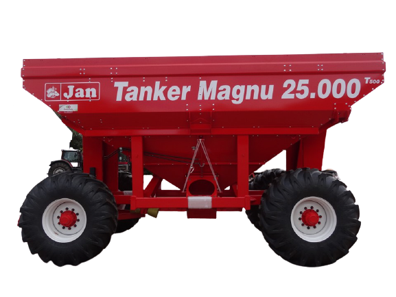 Tanker Magnu Jan Implementos